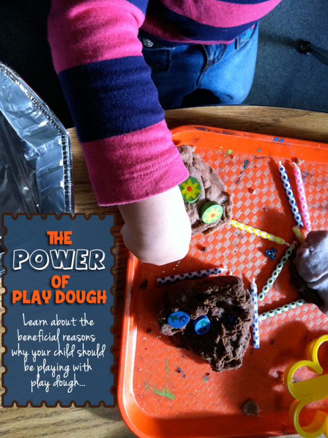 The Power of Playdough