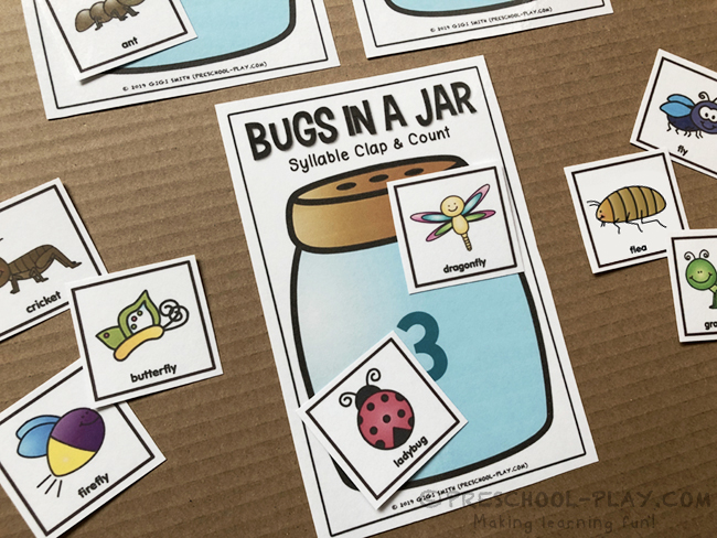Bug and Insect Activities