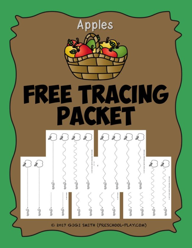 free apple tracing packet