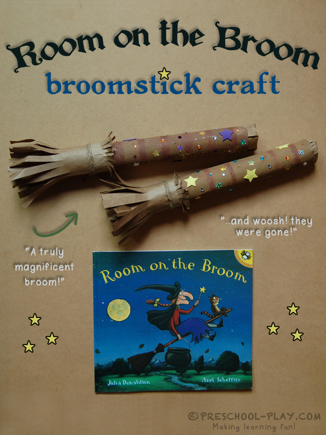room on the broom craft