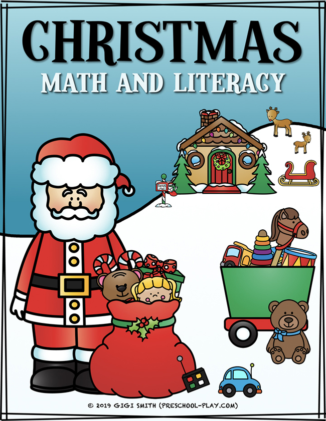 Christmas Math and Literacy