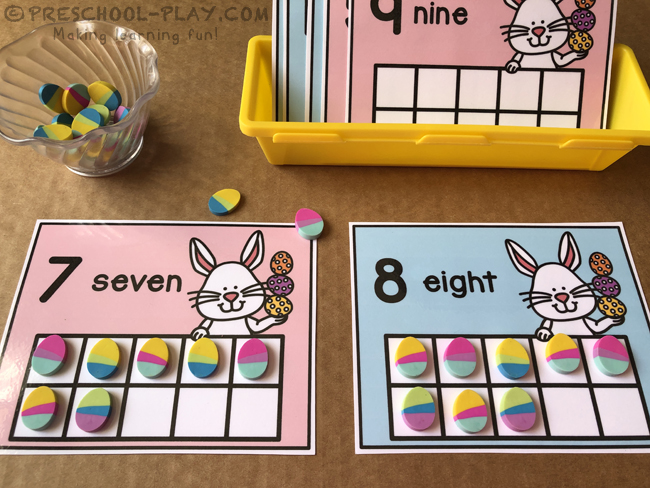 Easter Learning Activities