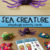 Make a Sea Creature Playdough Activity Cards