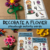 Decorate a Flower Playdough Activity Cards