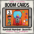 Free Gumball Number Quantity Boom Cards | Distance Learning