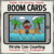 Pirate Coin Counting Boom Cards | Distance Learning