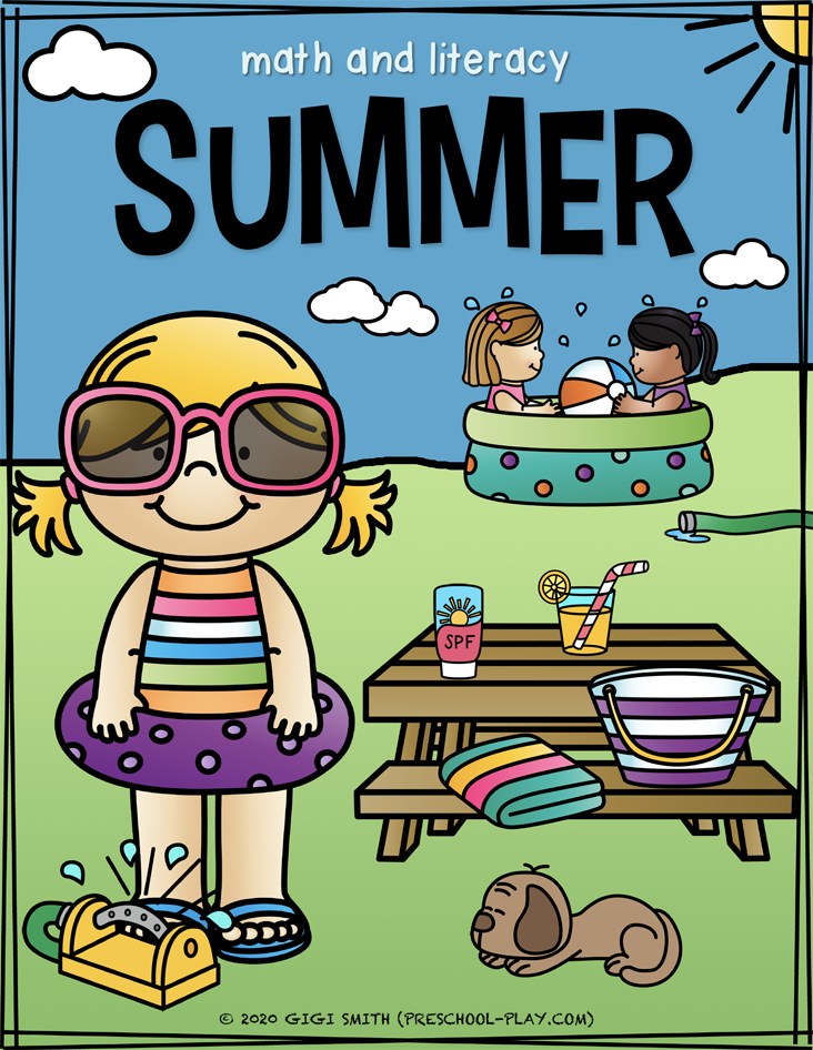 Summer Math and Literacy