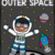Outer Space Science, Math, and Literacy Activities